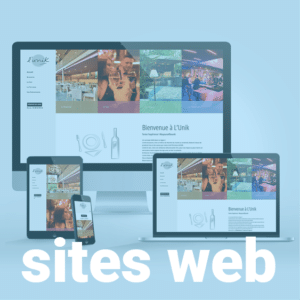 Visuel Sites web - wiwaprint