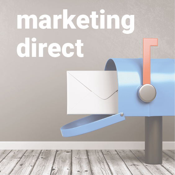 Visuel Marketing direct - wiwaprint